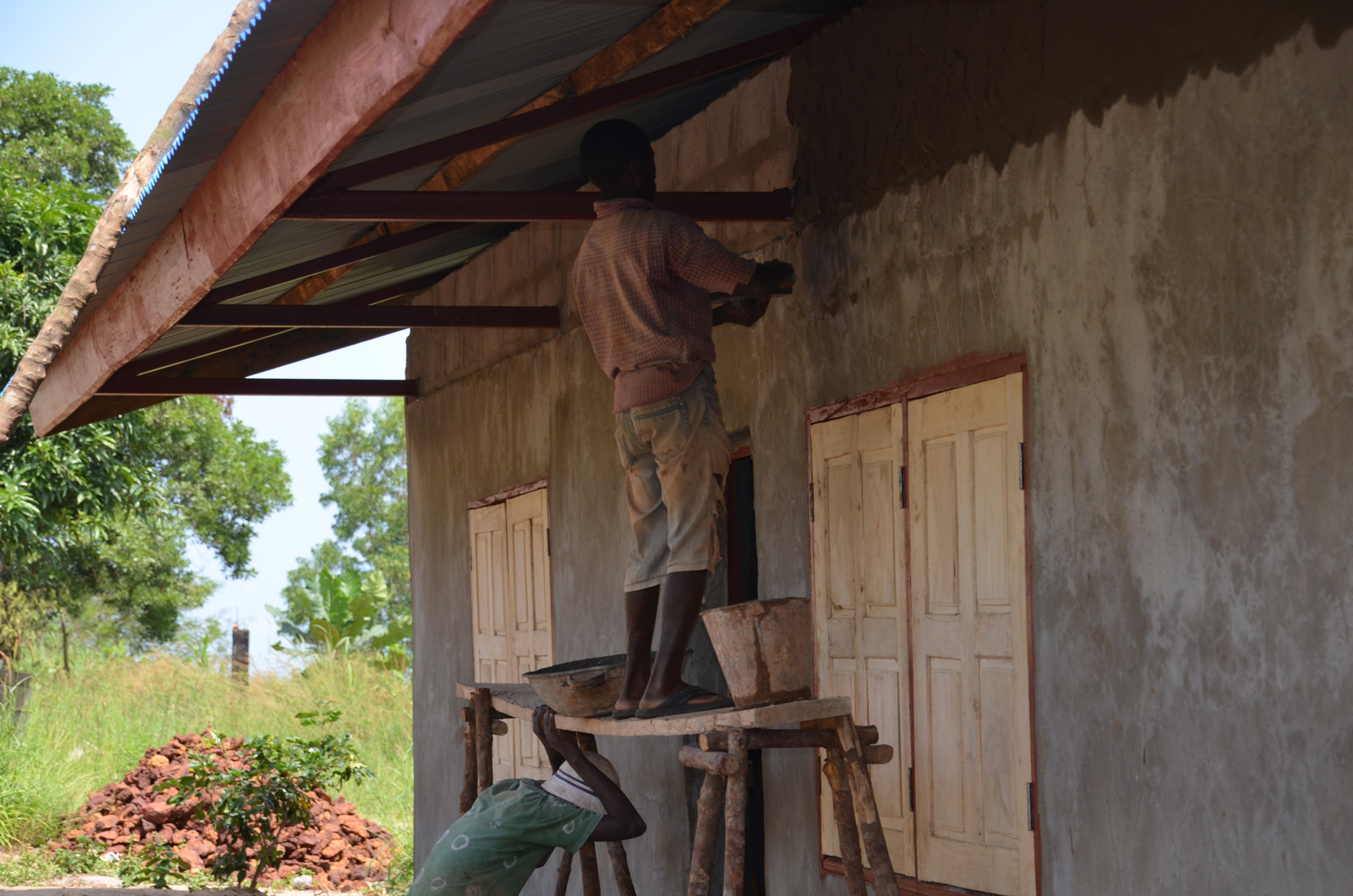 Finishing Touches, Vocational Centre